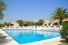L'Ampolla Resort pool Spain - Mobile Home for Sale
